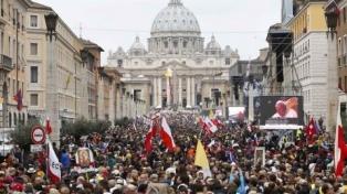 Odina Faccia, El argentino que musicalizó la canonización papal