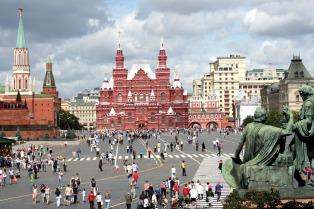 Trece detenidos por protestar en Moscú por el bloqueo de Telegram