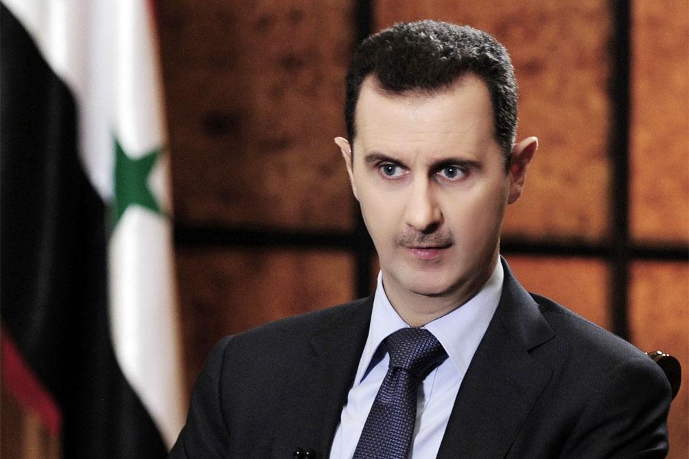 Bashar al Assad, uno de los cinco hijos de Hafez, controla actualmente los destinos de Siria.