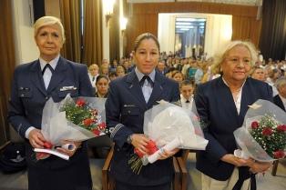 """""""No todos los feminismos aceptan a las mujeres militares"""""""