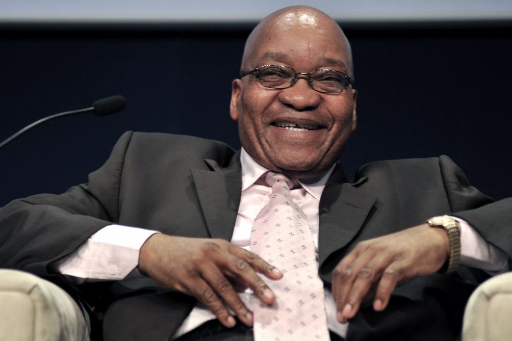 Jacob Zuma argumentó que su vida podría correr peligro en la cárcel por su avanzada edad y su mala salud.