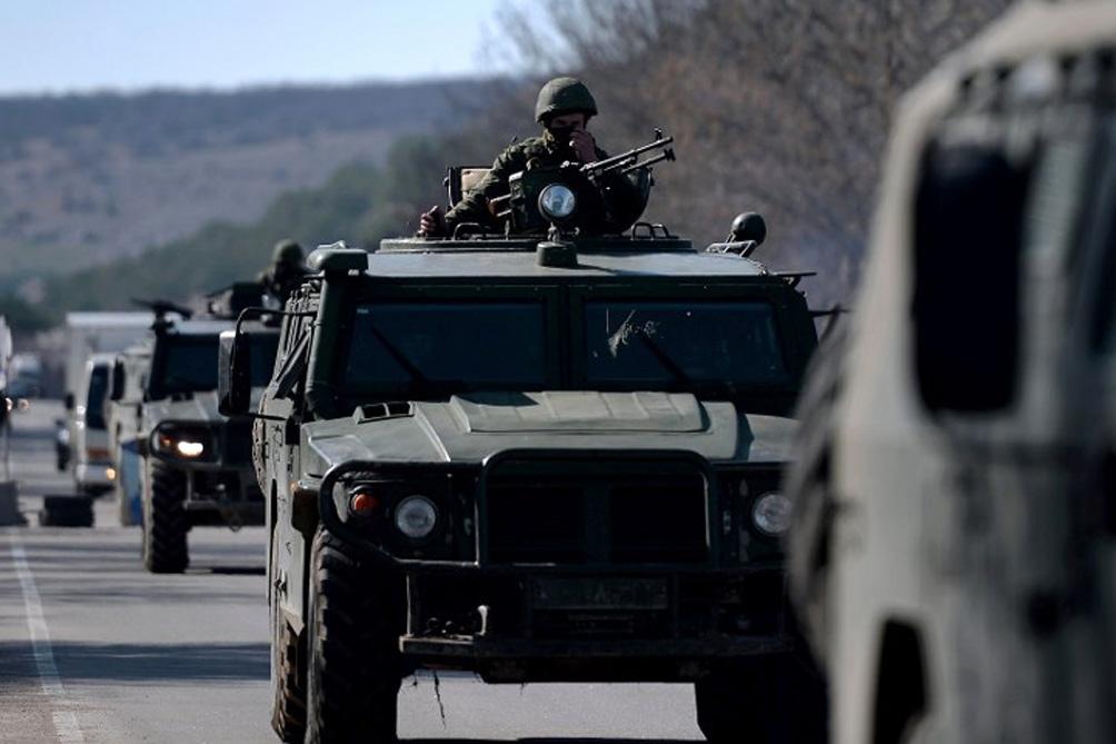 Rusia comenzó la pasada semana el repliegue de una parte de las tropas