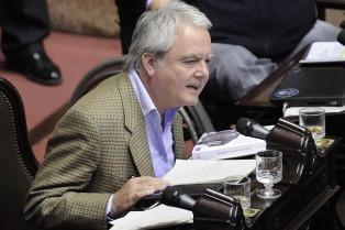 Pinedo se quejó del Pacto de Olivos y del sistema electoral para llegar al balotaje