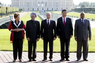 Los presidentes de Brics y Unasur se reunirán mañana para profundizar los lazos entre ambos bloques