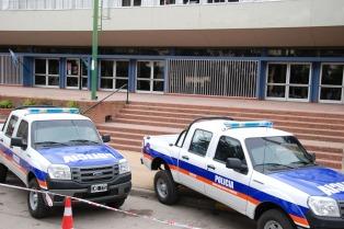Más de cinco mil personas se inscribieron para ingresar a la policía local