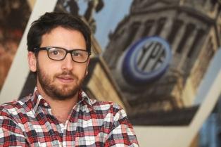 """Martín Cagnola: """"En la Argentina cada convocatoria desata una catarata de ayuda"""""""