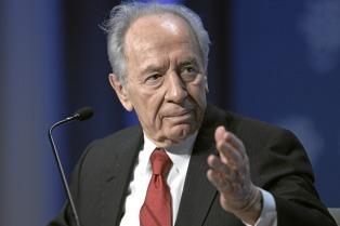 Internaron al ex presidente de Israel Shimon Peres por un grave derrame cerebral