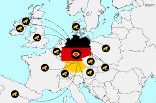 La NSA hizo de Alemania su principal base de operaciones en Europa