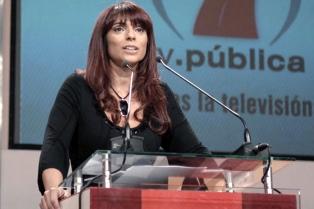 Televisión Pública brindó por los 70 años junto a sus trabajadores y autoridades