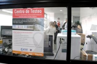 Harán test gratis de infecciones de transmisión sexual en el Centro de la Universidad de La Plata