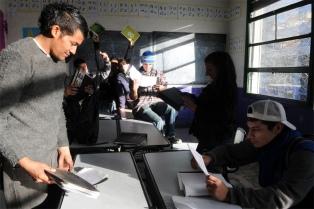 Jóvenes en situación de calle se organizan para luchar por sus derechos