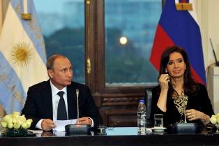 """Cristina: """"Los acuerdos firmados revelan el carácter estratégico de nuestra relación"""""""
