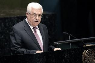 "Abbas acusó a Israel de ir a una ""perniciosa guerra  de religión"""