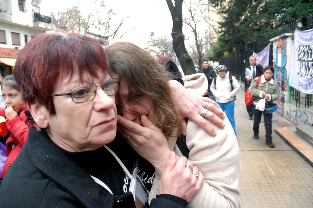 Para una familiar de las víctimas del cuádruple crimen de La Plata, el juicio fue