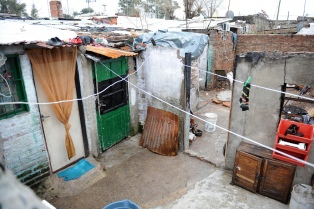 Buscan a familiares de las niñas esclavizadas en Monte Chingolo