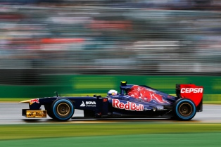 El australiano Ricciardo ganó el Gran Premio de China
