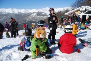 """El centro de esquí """"Boutique"""" del Cerro Bayo suma turistas con sus novedades y un programa inclusivo"""