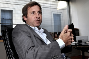 """Frigerio: """"Los bancos de Adeba ya no negocian con los fondos buitre"""""""