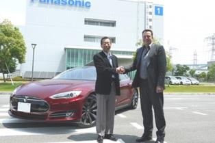 Panasonic y Tesla acordaron construir la mayor fábrica de baterías eléctricas del mundo