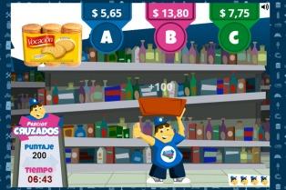 El programa Precios Cuidados ahora tiene un videojuego online