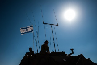 Israel destruye un nuevo túnel de entrada a su territorio desde Gaza