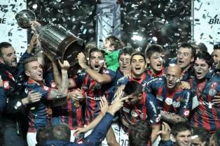 San Lorenzo campeón de América