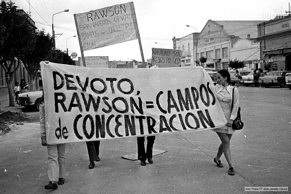 Roberto Guillermo Bravo es el único acusado por la Masacre de Trelew que aún no fue juzgado por los fusilamientos.