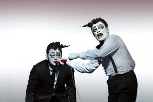 Willem Dafoe y Mikhail Baryshnikov sorprenden en una puesta onírica