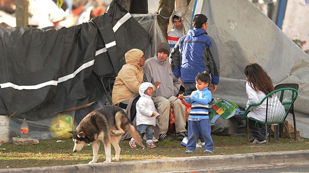 Suspención de desalojos en provincia de Buenos Aires