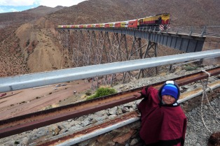 El Tren a las Nubes recibió la distinción de Marca País Argentina