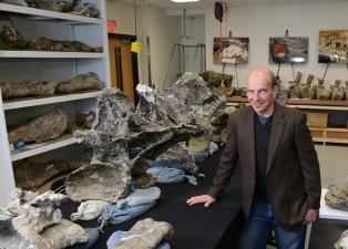 Identificaron al titanosaurio hallado en Santa Cruz, uno de los más grandes que haya existido