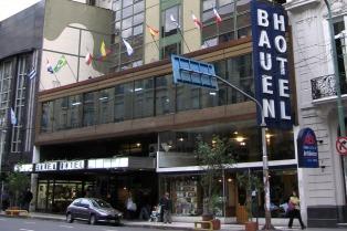 Trabajadores del Bauen esperan que se concrete la expropiación del hotel