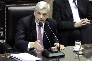 """Para Domínguez, el nuevo Código Procesal Penal """"busca garantizar a la sociedad el sentido de Justicia"""""""