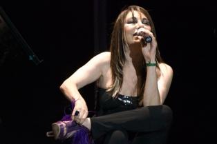 """La """"Gata"""" Varela cantará en el Auditorio de Belgrano"""