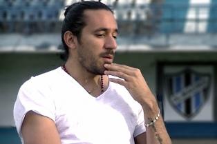 Jonás Gutiérrez volvió a jugar profesionalmente