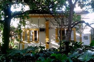 Abre sus puertas al público la casa de Sabato en Santos Lugares