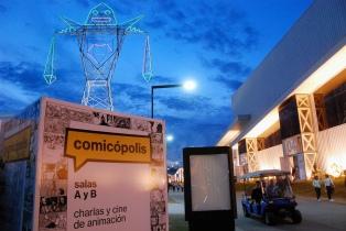 Con una prestigiosa muestra internacional de historietas, comienza mañana Comicópolis