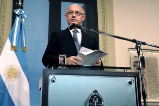 "Timerman: ""Clarín da vergüenza; el domingo fui a la marcha"""