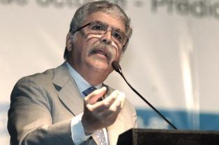 De Vido negó que exista en la Argentina una crisis energética