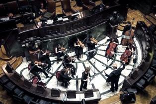 La Camerata Legislatura interpretará a Piazzolla