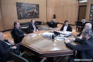 """Reunión a """"agenda abierta"""" de Kicillof con empresarios"""