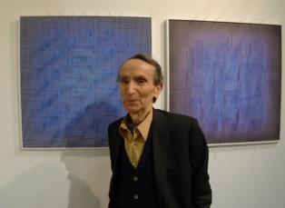 Contreras Brunet presenta sus piezas que juegan con los efectos óptico