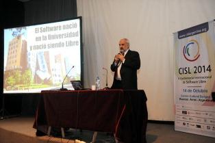Finalizó la quinta Conferencia Internacional de Software Libre