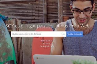 """Google lanzó los dominios """".soy"""", destinados a los hispanoparlantes"""