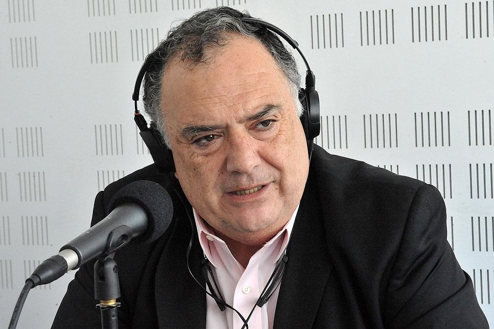 Eduardo Valdés, presidente de la Comisión de Relaciones Exteriores de Diputados.