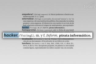 """Hackers rechazan la flamante definición de """"pirata informático"""" adoptada por la RAE"""