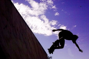 La ciudad recibe a los mejores skateboarders de Latinoamérica