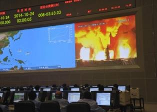 China lanzó una sonda de prueba, previo a su misión lunar