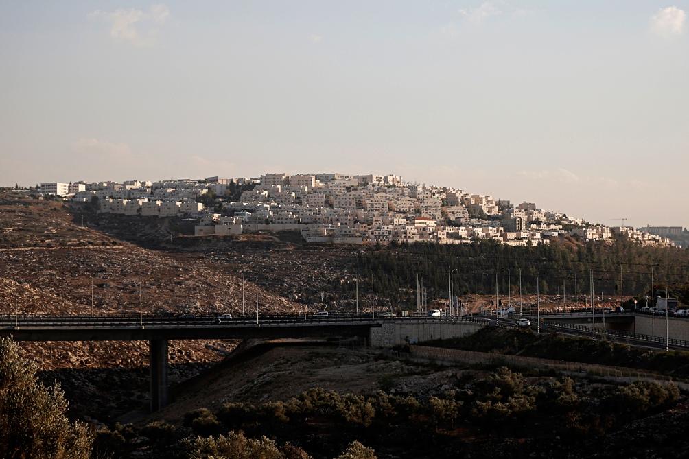 Más de 450.000 personas viven en colonias en la Cisjordania ocupada