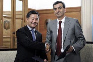 La fábrica de trenes china CSR Sifang se instalará en la Argentina